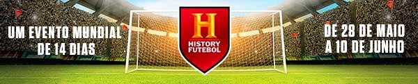 History Futebol - Um evento mundial de 14 dias - De 28 de Maio a 10 de Junho